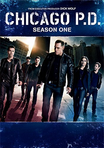 Chicago P.D Season 1 DVD