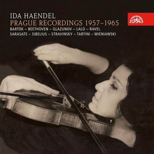 Ida Haendel Prague Recordings 1957 65 5 CD