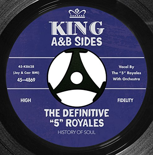 5 Royales King A Sides & B Sides 2 CD