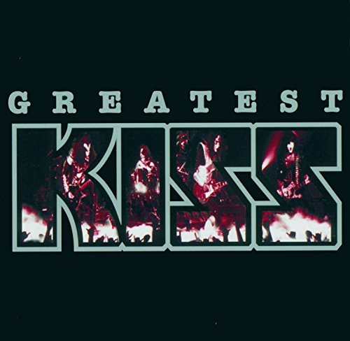 Kiss Greatest Hits German Version Import Eu