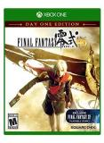Xb1 Final Fantasy Type 0 Hd