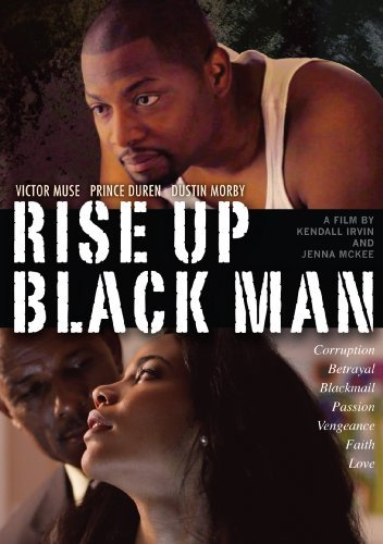 Rise Up Black Man Rise Up Black Man DVD Nr
