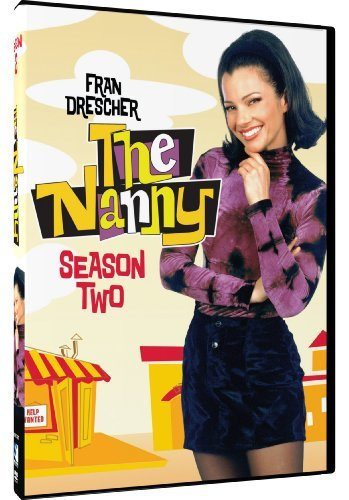 Nanny Season 2 DVD
