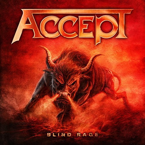 Accept Blind Rage Import Gbr 2 Lp
