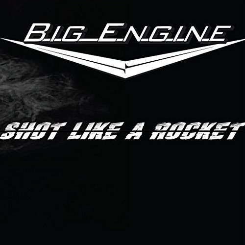 Big Engine Shot Like A Rocket
