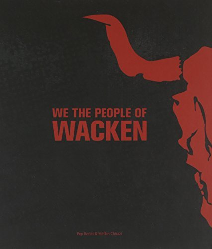 Pep (photographer) Bonet We The People Of Wacken 2 CD