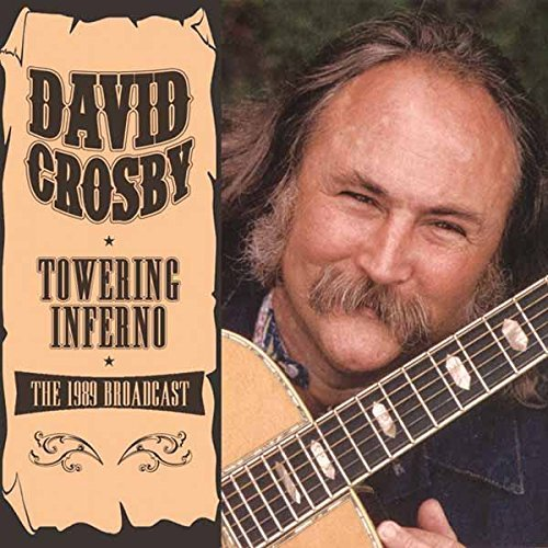 David Crosby Towering Inferno Import Gbr Towering Inferno
