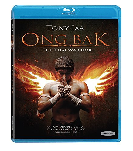 Ong Bak Thai Warrior Jaa Wongkamlao Blu Ray R