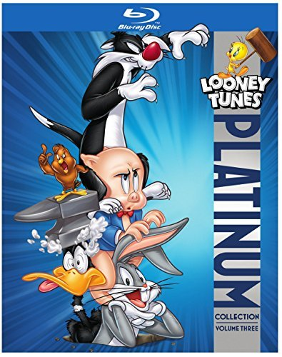 Looney Tunes Platinum Collection Volume 3 Blu Ray