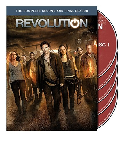 Revolution Season 2 DVD