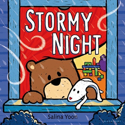 Salina Yoon Stormy Night