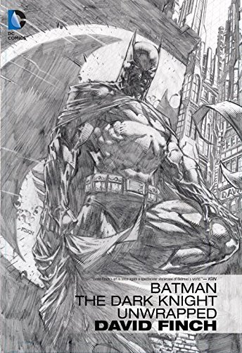 David Finch Batman The Dark Knight Unwrapped David Finch