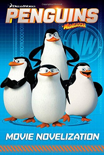 Tracey West Penguins Of Madagascar Movie Novelization