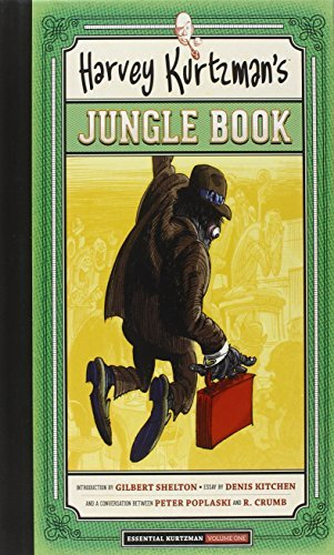 Harvey Kurtzman Harvey Kurtzman's Jungle Book