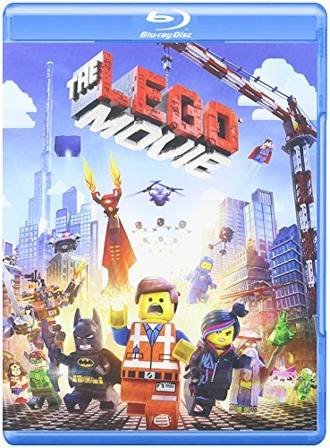 The Lego Movie Blu Ray DVD