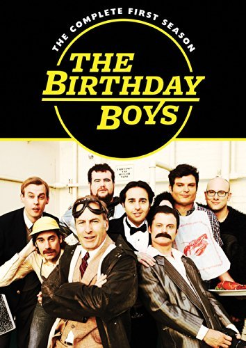 Birthday Boys Season 1 DVD