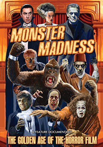 Monster Madness Golden Age Of The Horror Film Monster Madness Golden Age Of The Horror Film DVD Nr Ws
