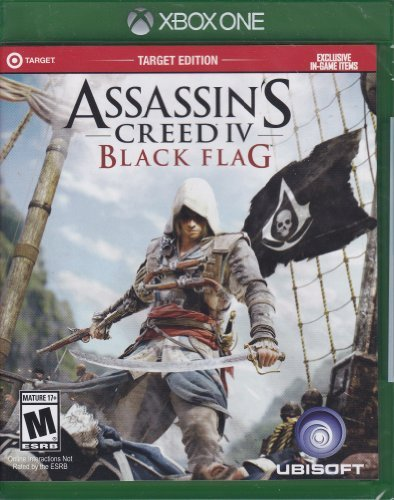 Assassin's Creed Iv 4 Black Flag (target Edition) Target Edition