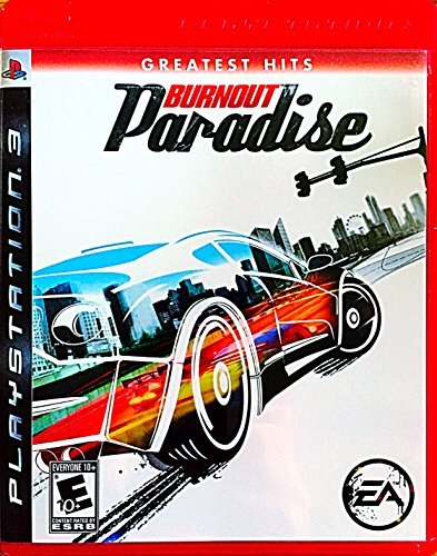 Ps3 Burnout Paradise (ps3)