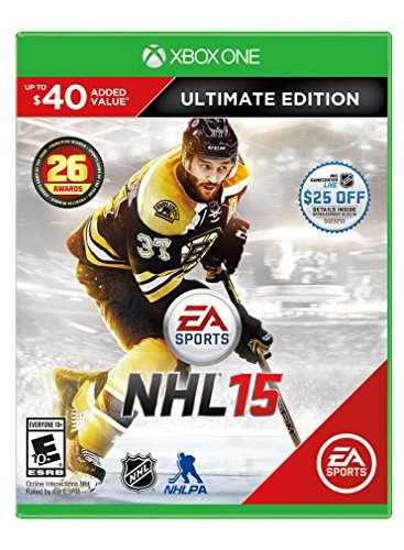 Xb1 Nhl 15 Ultimate Edition
