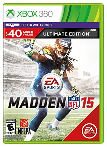 Xbox 360 Madden Nfl 15 Ultimate Edition