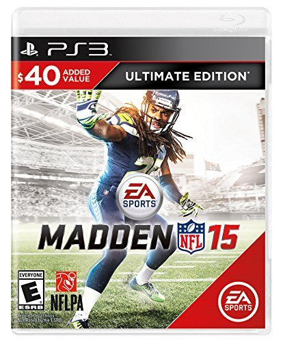 Ps3 Madden Nfl 15 Ultimate Edition