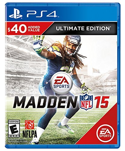 Ps4 Madden Nfl 15 Ultimate Edition Madden Nfl 15 Ultimate Edition