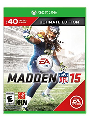 Xbox One Madden Nfl 15 Ultimate Edition