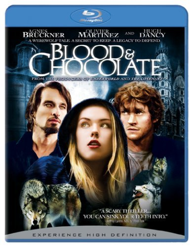 Blood & Chocolate (blu Ray) Blu Ray