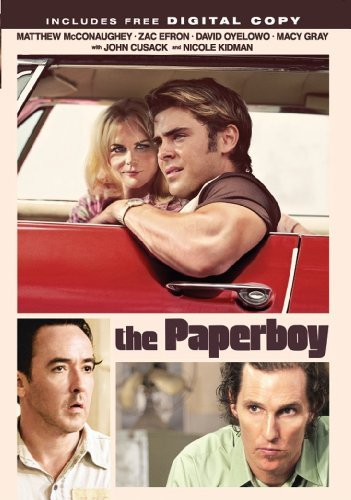 The Paperboy DVD + Blue Ray Combo