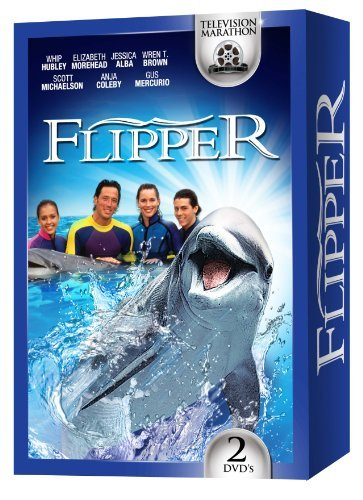 Jessica Alba Whip Hubley Elizabeth Morehead N A Flipper The New Adventures Best Of Season 2 (gift