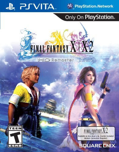 Playstation Vita Final Fantasy X & X 2 Hd Remaster