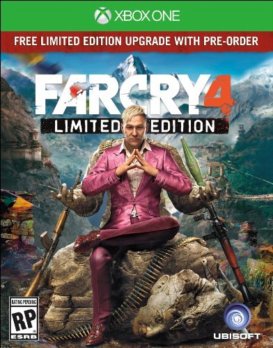 Xb1 Far Cry 4 Limited Edition