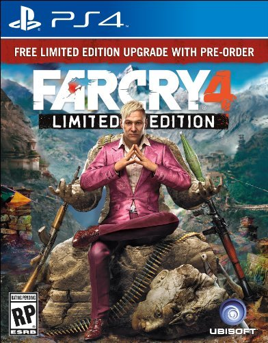 Ps4 Far Cry 4 Limited Edition