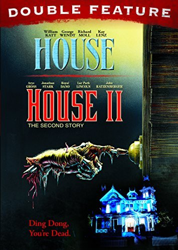 House House 2 Double Feature DVD