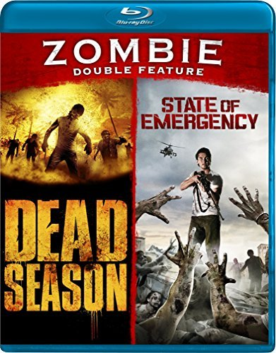 Dead Season State Of Emergency Zombie Double Feature Blu Ray Nr
