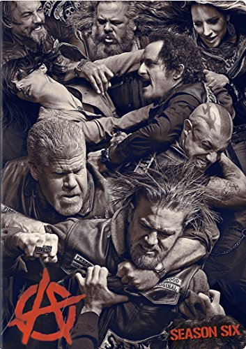 Sons Of Anarchy Season 6 DVD Nr