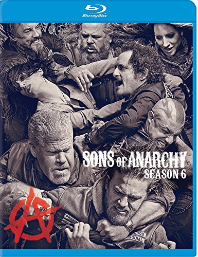 Sons Of Anarchy Season 6 Blu Ray