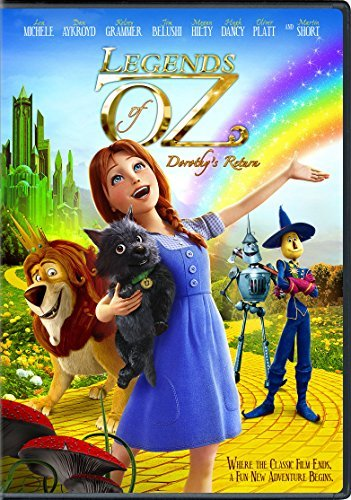 Legends Of Oz Dorothy's Return Legends Of Oz Dorothy's Return DVD Pg
