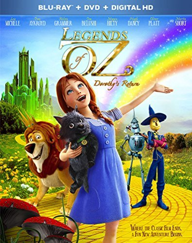 Legends Of Oz Dorothy's Return Legends Of Oz Dorothy's Return Blu Ray Pg