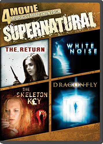 Midnight Marathon Pack Supernatural DVD
