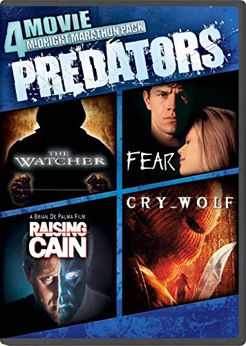 Midnight Marathon Pack Predators DVD