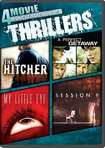 Midnight Marathon Pack Thrillers DVD