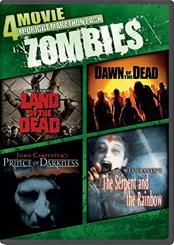Midnight Marathon Pack Zombies DVD