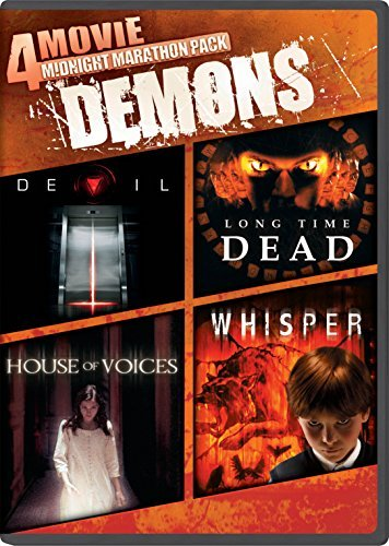 Midnight Marathon Pack Demons DVD