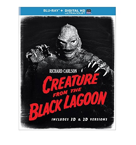 The Creature From The Black Lagoon Carlson Adams Denning Blu Ray Uv Nr