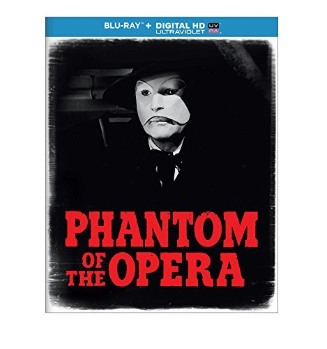Phantom Of The Opera (1943) Eddy Rains Foster Cronyn Blu Ray Uv G