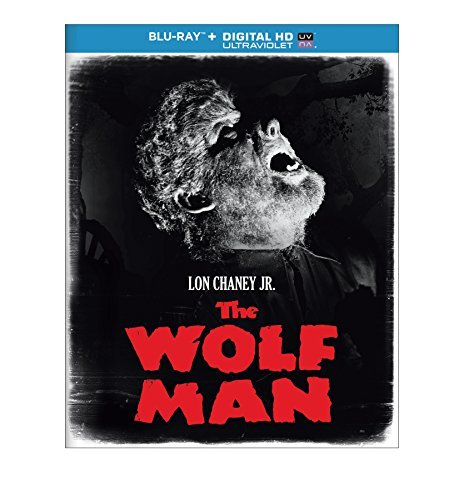 The Wolf Man (1941) Chaney Legosi Blu Ray Uv Nr
