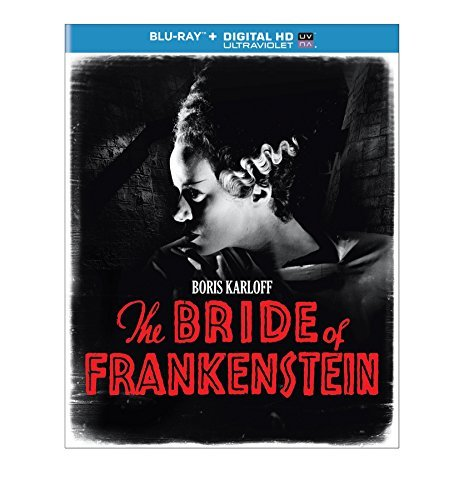 Bride Of Frankenstein Karloff Lanchester Blu Ray Nr