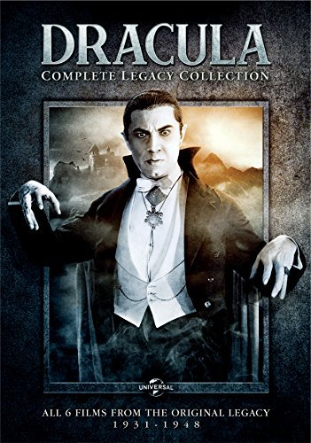 Dracula Legacy Collection DVD